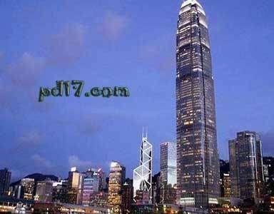 (蓝图)有90层楼,地下6层该建筑高416.8米-Top10 世界十大高楼