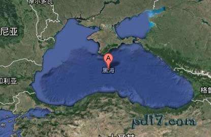 Top10:黑海