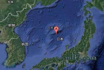 Top5:日本海