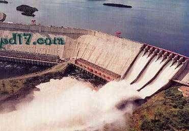 世界上最大的水库Top10:古里