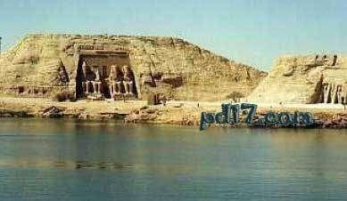 世界上最大的水库Top7:纳塞尔/努比亚