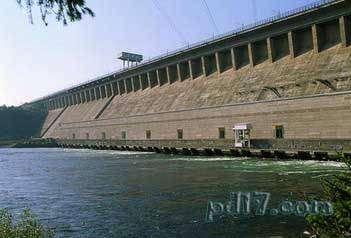 世界上最大的水库Top6:布拉斯科夫