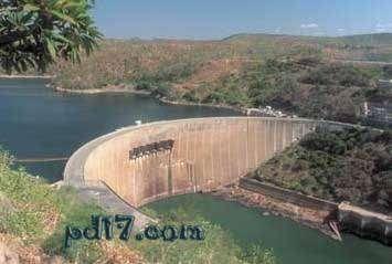 世界上最大的水库Top4:卡里巴