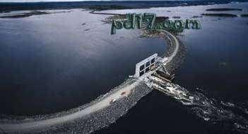 世界上最大的水库Top2:斯莫尔伍德