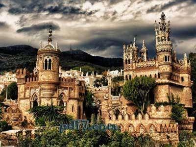 世界上最美的城堡Top8:寇勒迈瑞斯城堡
