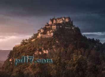 世界上最美的城堡Top7:豪寇斯特威城堡