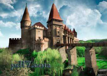 世界上最美的城堡Top3:科尔文城堡