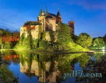 世界上最美的城堡Top2:波切尼斯城堡