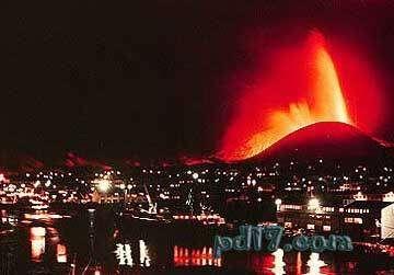 世界十大海底火山Top5:赫马岛