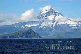 世界十大海底火山Top3:阿留申群岛