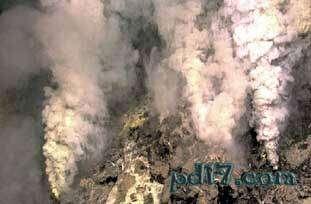 世界十大海底火山Top2:马尔西利山
