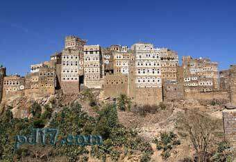 奇特的悬崖上的建筑Top2:哈加拉