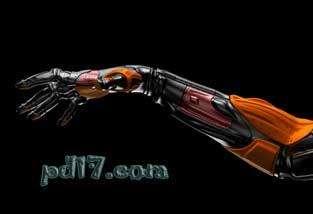 近似科幻的医学技术Top2:仿生义肢