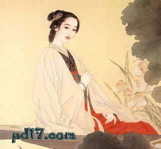 中国古代四大才女图片