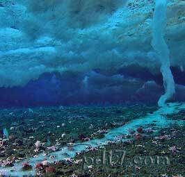 令人惊叹的自然现象Top9:死亡冰柱