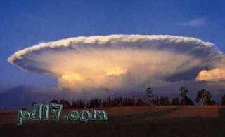令人惊叹的自然现象Top7:超晶胞雷暴