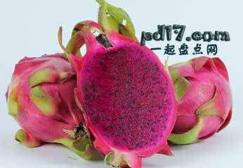 长相怪异的水果Top9:火龙果