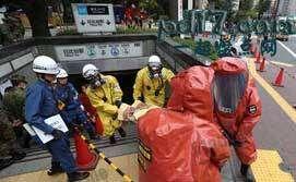 1995年东京地铁毒气事件Top6:惊慌失措