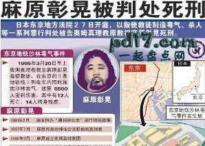 1995年东京地铁毒气事件Top2:后续