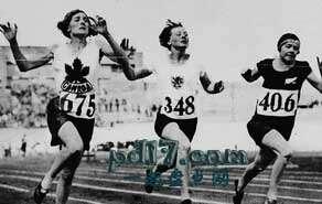 奥运会的黑历史Top8:禁止女子800米