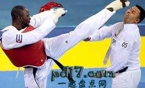 奥运会的黑历史Top4:跆拳道暴力