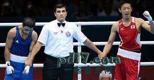 奥运会的黑历史Top2:裁判的不公正