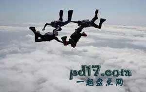 极限运动的致命事故Top10:跳伞