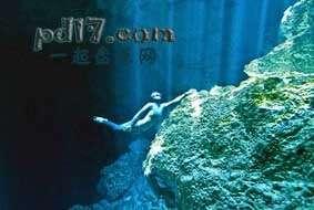 极限运动的致命事故Top7:自由潜水
