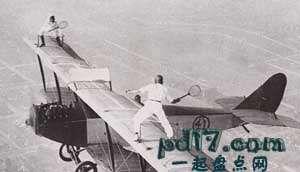 极限运动的致命事故Top2:机翼特技