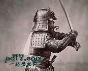 关于日本武士恐怖的事Top9:辻斩