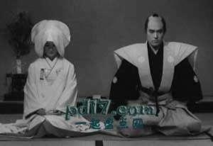 关于日本武士恐怖的事Top7:婚嫁