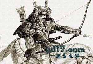 关于日本武士恐怖的事Top4:用箭射狗
