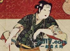 关于日本武士恐怖的事Top1:倾奇者
