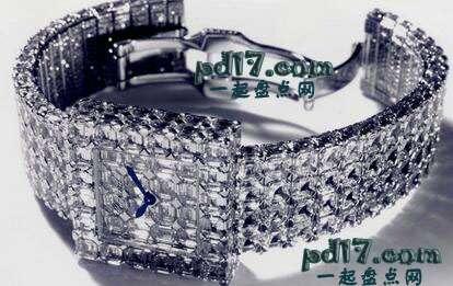 世界上最昂贵的手表、怀表Top6:萧邦超级冰表