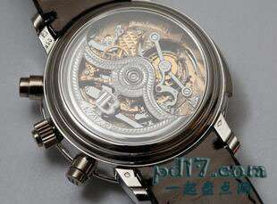 世界上最昂贵的手表、怀表Top9:Blancpain 1735 Grande Complication