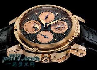 世界上最昂贵的手表、怀表Top8:Louis Moinet Magistralis