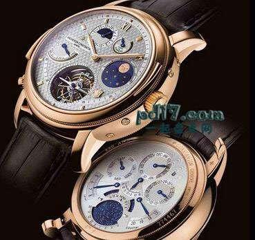 世界上最昂贵的手表、怀表Top4:江诗丹顿康斯斯坦丁Tour de I'lle