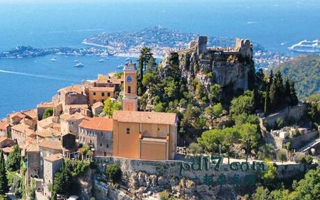 欧洲旅游风景区:top10(2)
