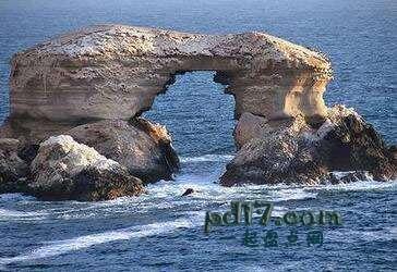 世界上著名的自然拱门Top6:拉波达达