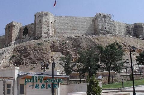从古至今有人居住的最古老城市Top9:加济安泰行