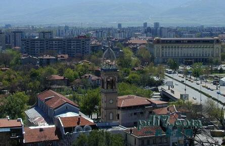 从古至今有人居住的最古老城市Top8:普罗夫迪夫