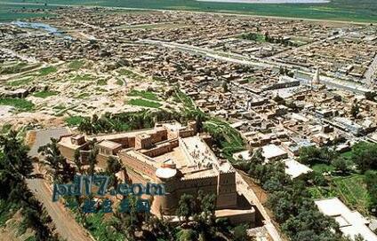 从古至今有人居住的最古老城市Top5:苏萨