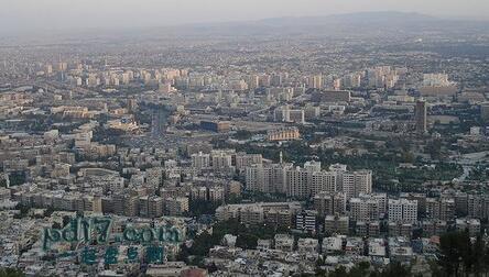 从古至今有人居住的最古老城市Top4:大马士革