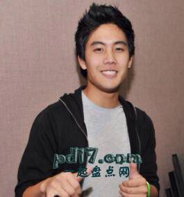 YouTube上最富的自媒体Top10:Ryan Higa