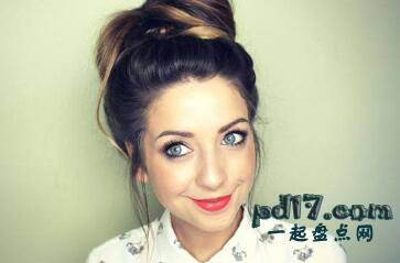 YouTube上最富的自媒体Top8:Zoella