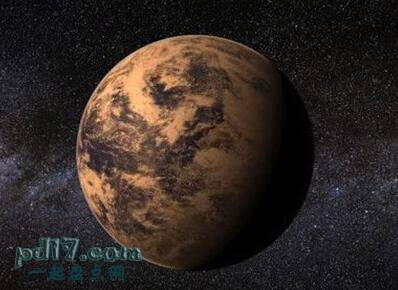 人类最有可能居住的星球Top7:Gliese 832 c