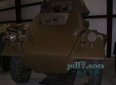 二战时期奇怪的装甲车Top9:福克斯装甲车