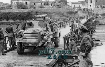 二战时期奇怪的装甲车Top7:加拿大GM Mark I