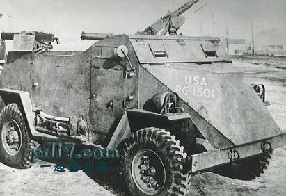 二战时期奇怪的装甲车Top4:S1侦察车
