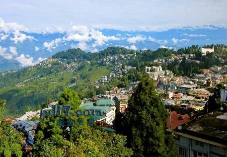 印度的旅游胜地Top9:大吉岭
